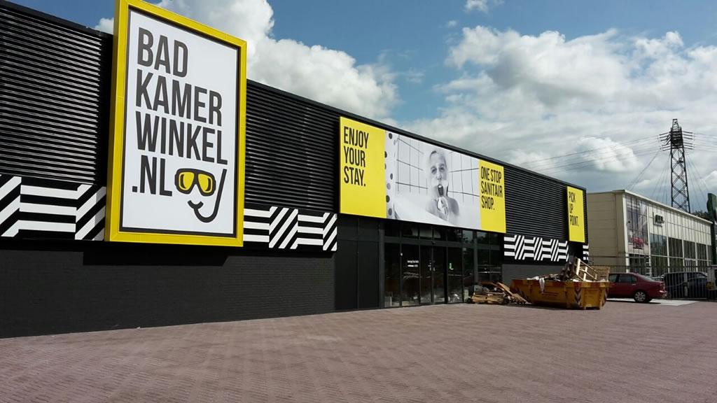 Badkamerwinkel - Plan 4 You